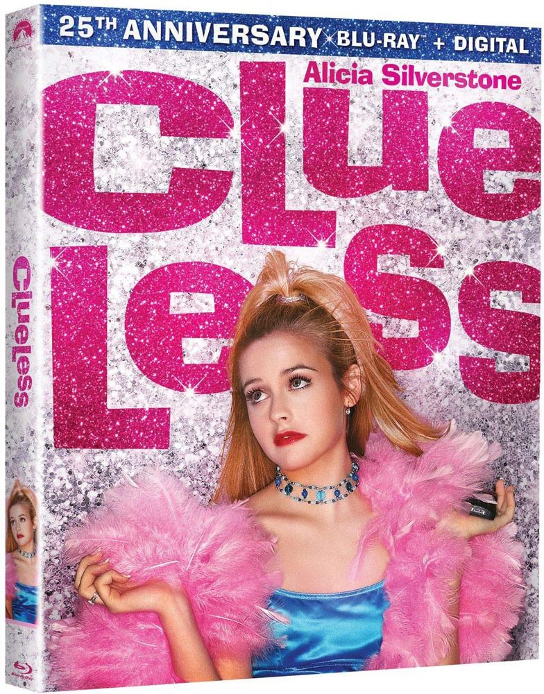 Clueless 25th Anniversary Blu-ray
