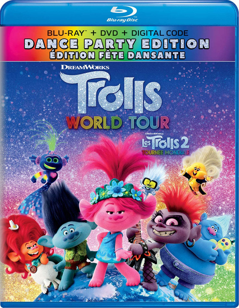 Trolls World Tour now available on DVD and Blu-ray