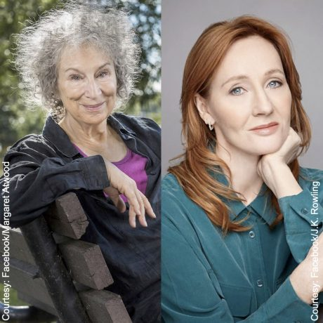 """J.K. Rowling, Margaret Atwood call for end to """"cancel culture"""""""