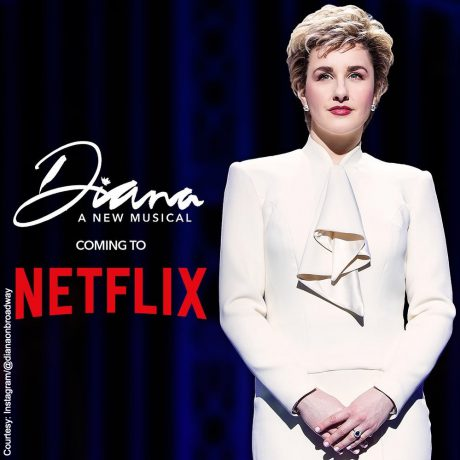 Princess Diana musical heads to Netflix before Broadway