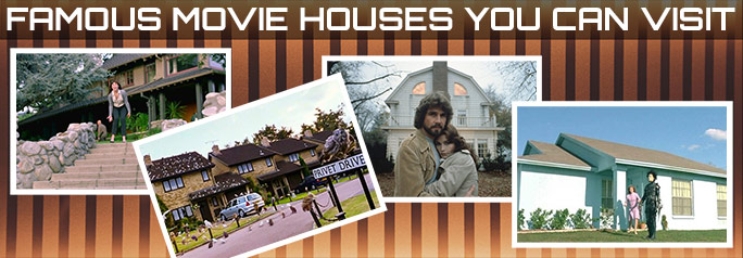 Famous Movie Houses You Can Actually Visit