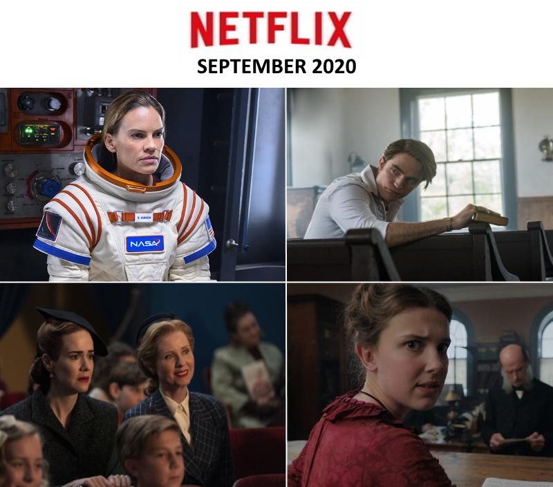 New on Netflix September 2020
