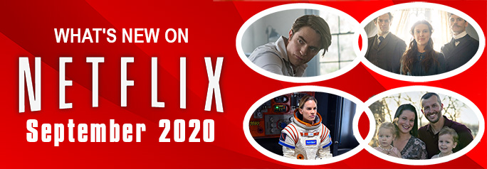 What's New on Netflix September 2020
