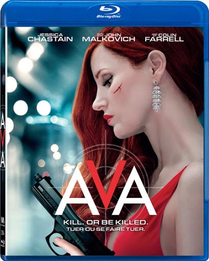 Ava starring Jessica Chastain