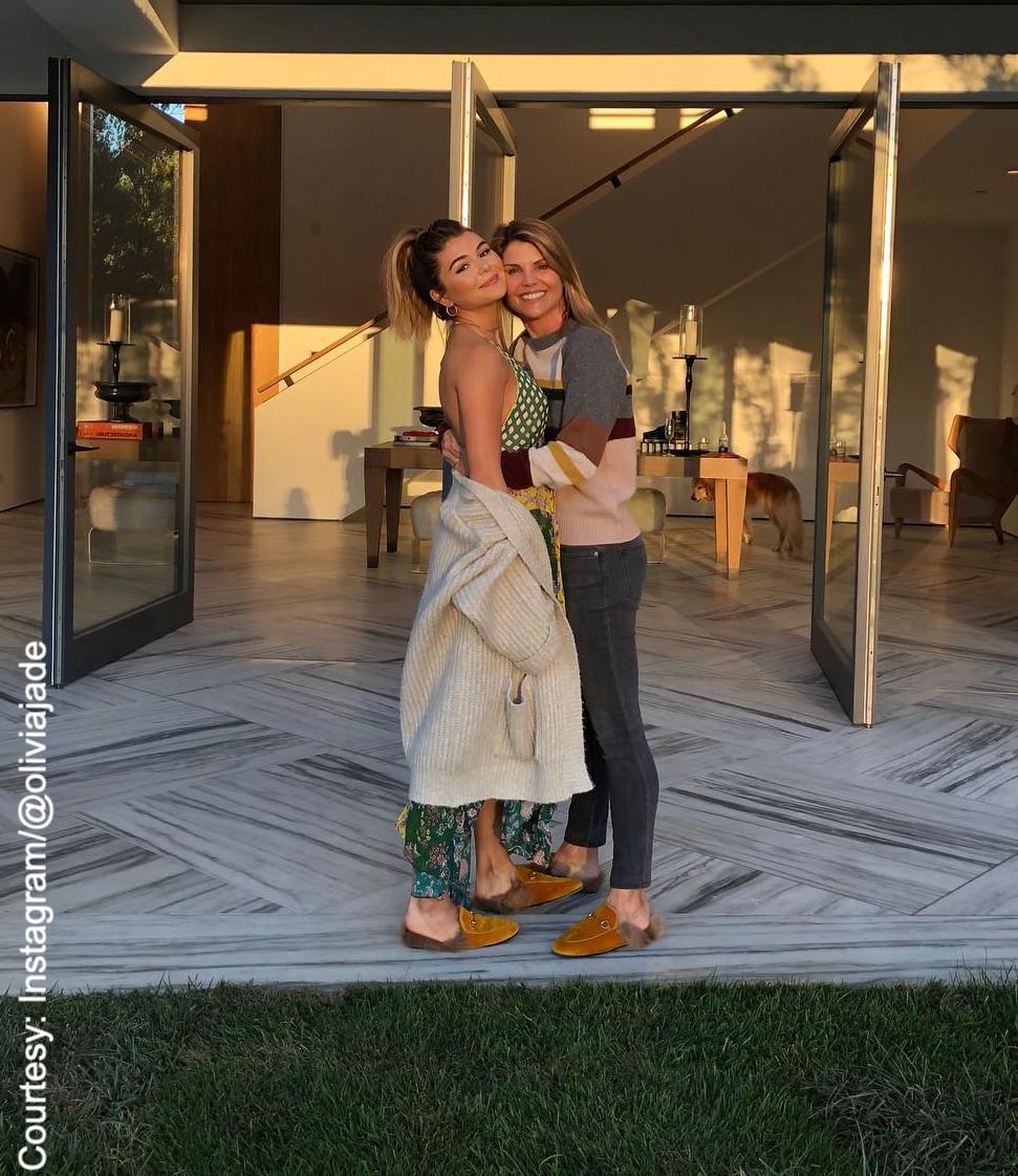 Lori Loughlin & Olivia Jade
