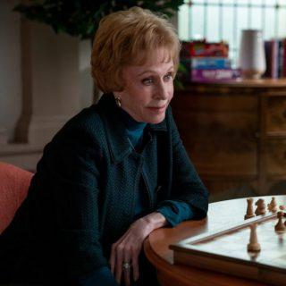 Carol Burnett appointed temporary guardian of grandson