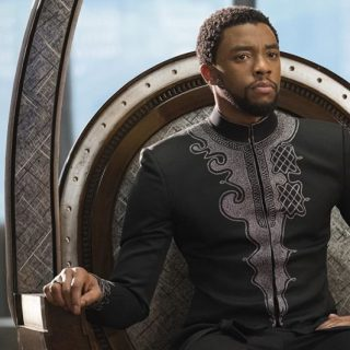 Chadwick Boseman remembered by co-star Letitia Wright