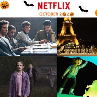 Everything on Netflix Canada October 2020