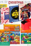 12 Days of Christmas giveaway: Day 4 - Star Wars, Marvel books & toys