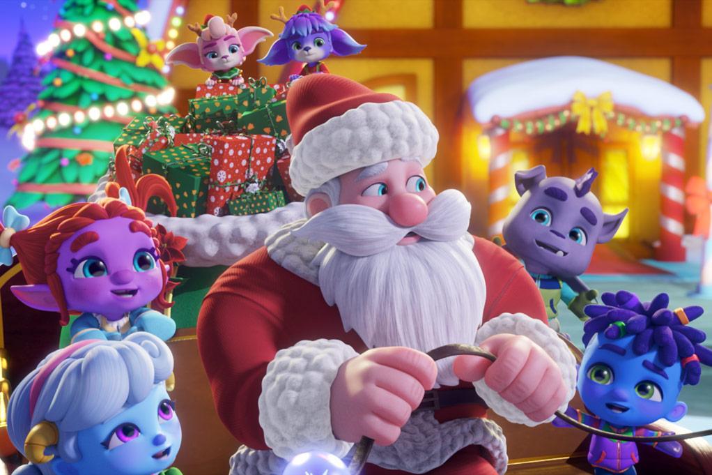 Super Monsters: Santa's Super Monster Helpers – December 8 « Celebrity  Gossip and Movie News
