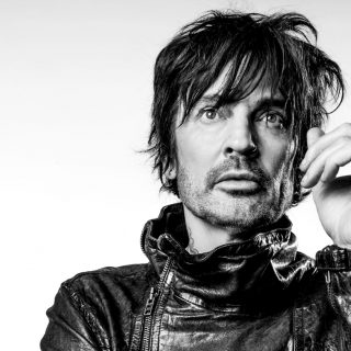 Tommy Lee on riding life at 320 MPH