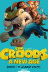The Croods: A New Age takes over at weekend box office