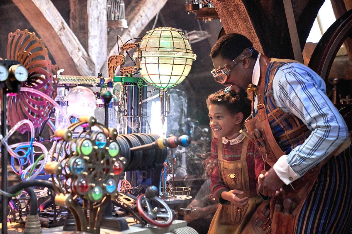 Jingle Jangle: A Christmas Journey (Netflix)