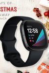 12 Days of Christmas giveaway: Day 3 - FitBit Sense, $429.95