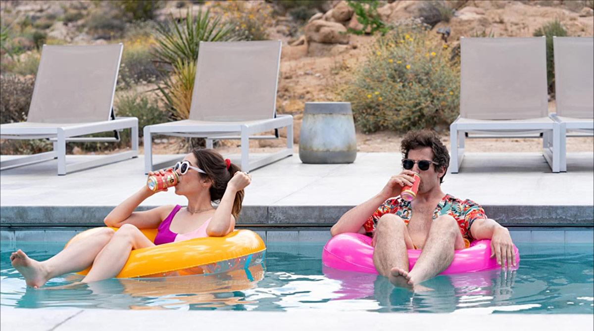 Palm Springs starring Cristin Milioti and Andy Samberg