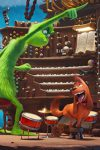 New movies in theaters - Dr. Seuss' The Grinch and more!