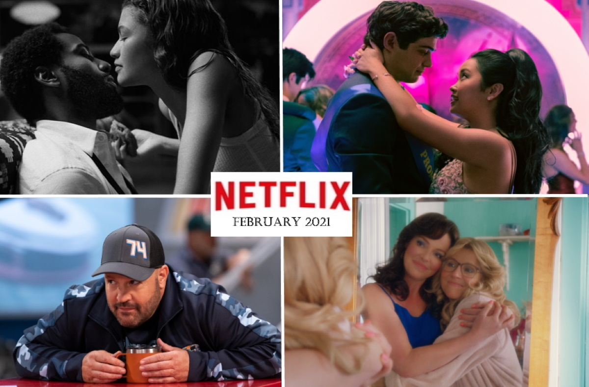 Check out Netflix February 2021 releases