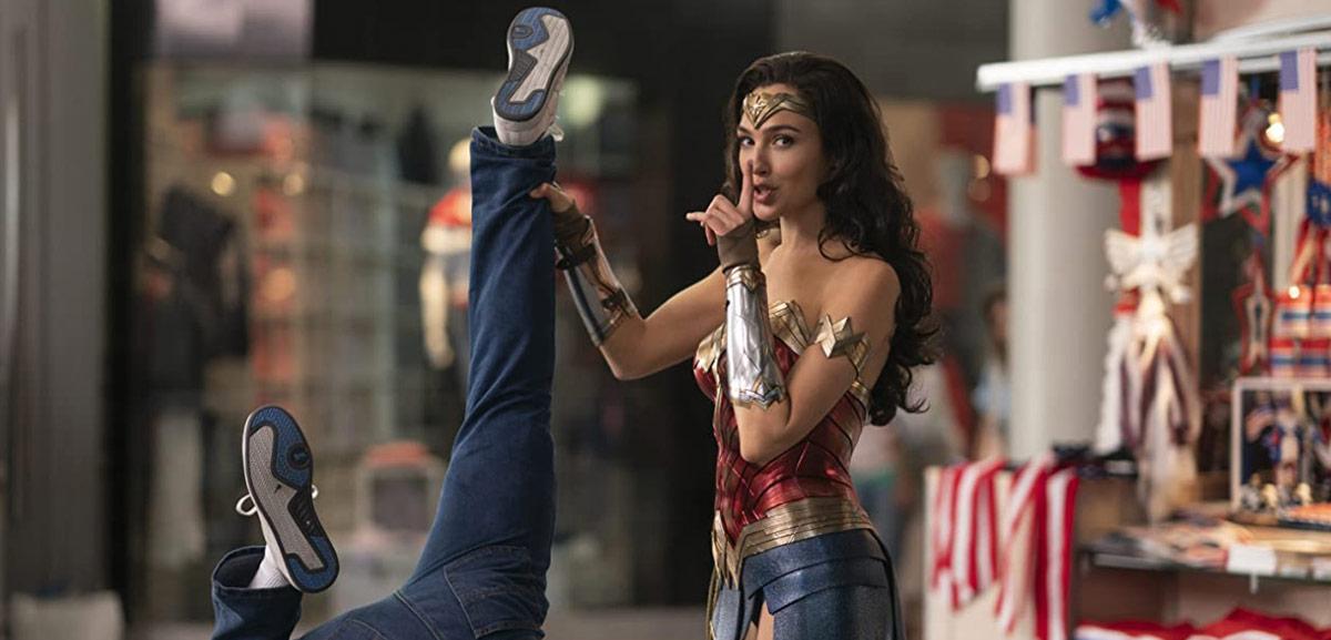 Wonder Woman 1984 película todavía