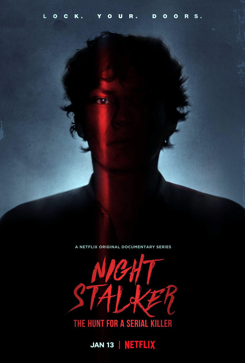 Night Stalker: The Hunt for a Serial Killer (Netflix)