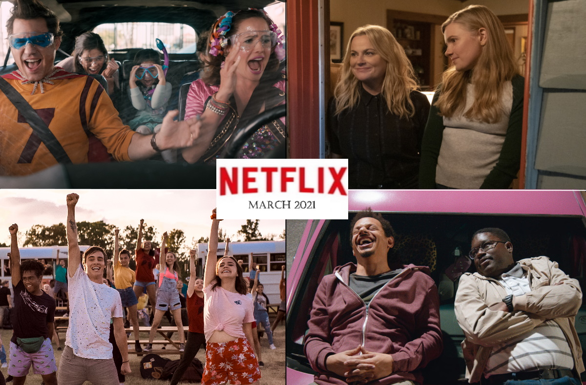 Check out what's new on Netflix Canada - March 2021