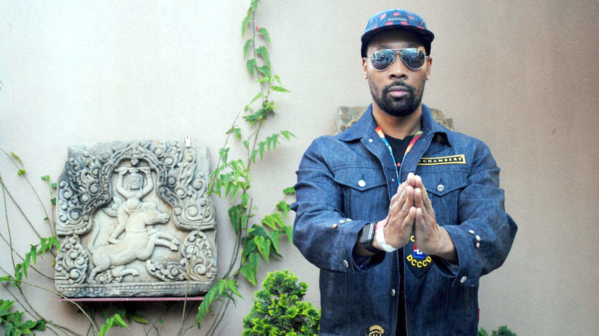 RZA photo courtesy of CAA