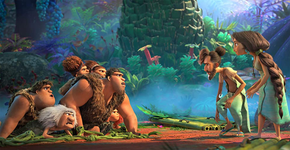 The Croods a New Age tops box office