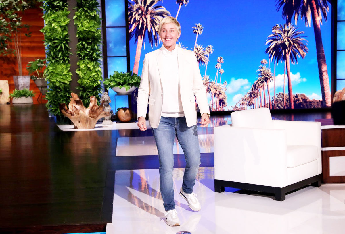 The Ellen DeGeneres Show publicity still by Michael Rozman courtesy Warner Bros. Television