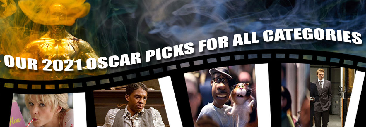 Our 2021 Oscar Picks for all categories