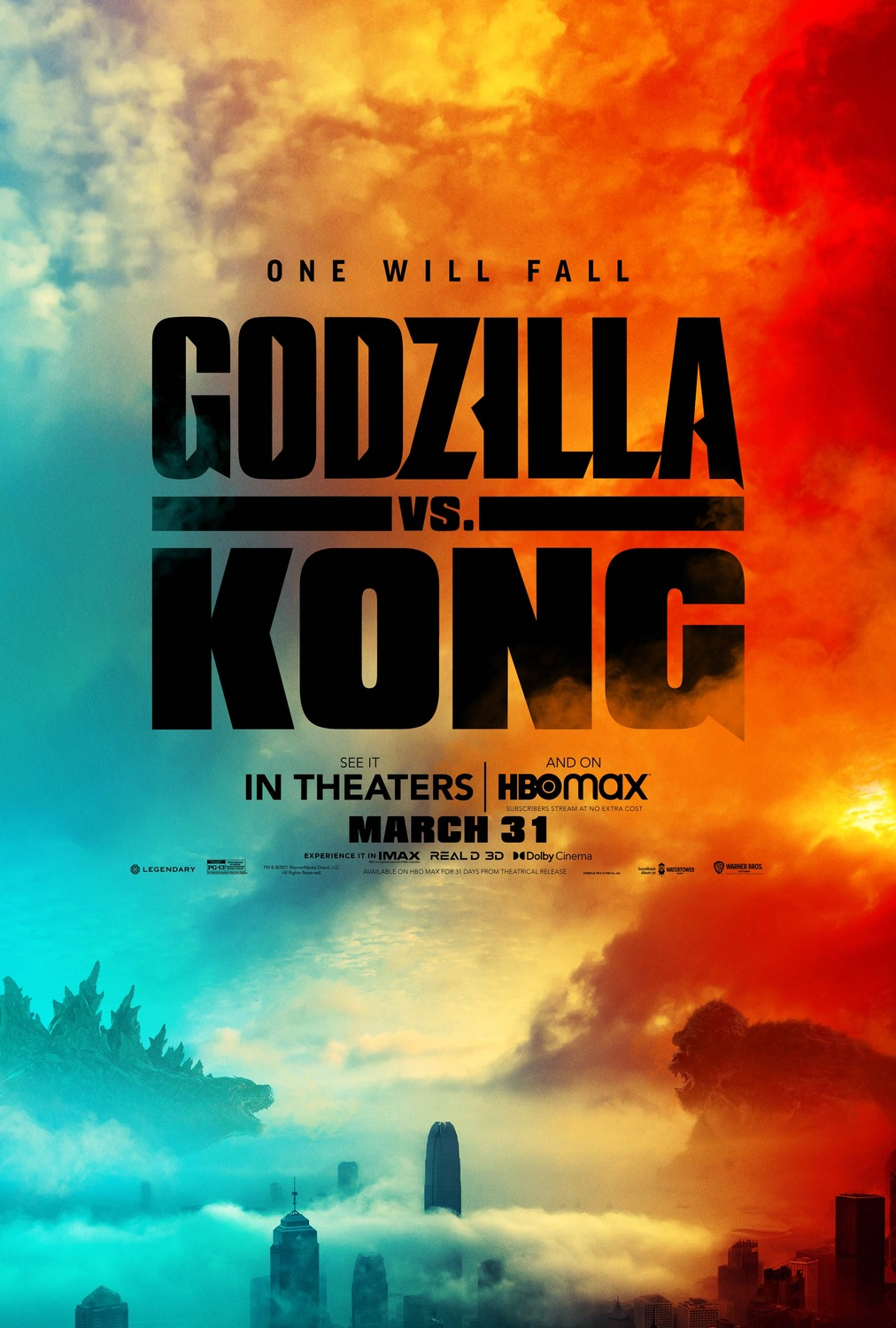 Godzilla vs. Kong tops box office