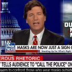 Fox host says call police if children seen wearing masks