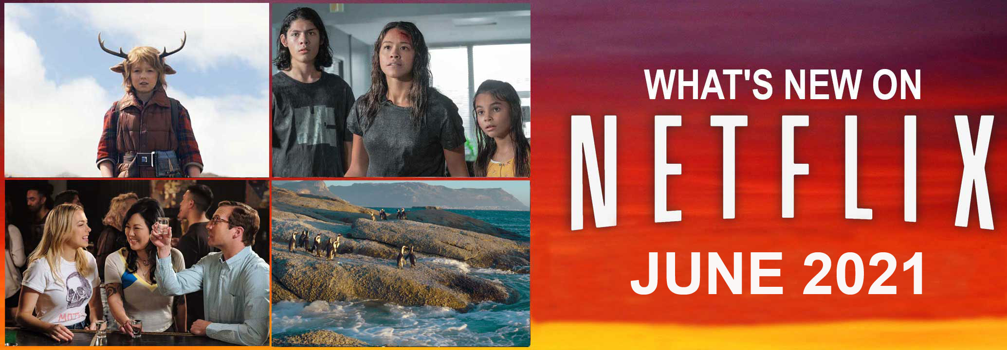 What's New on Netflix June 2021