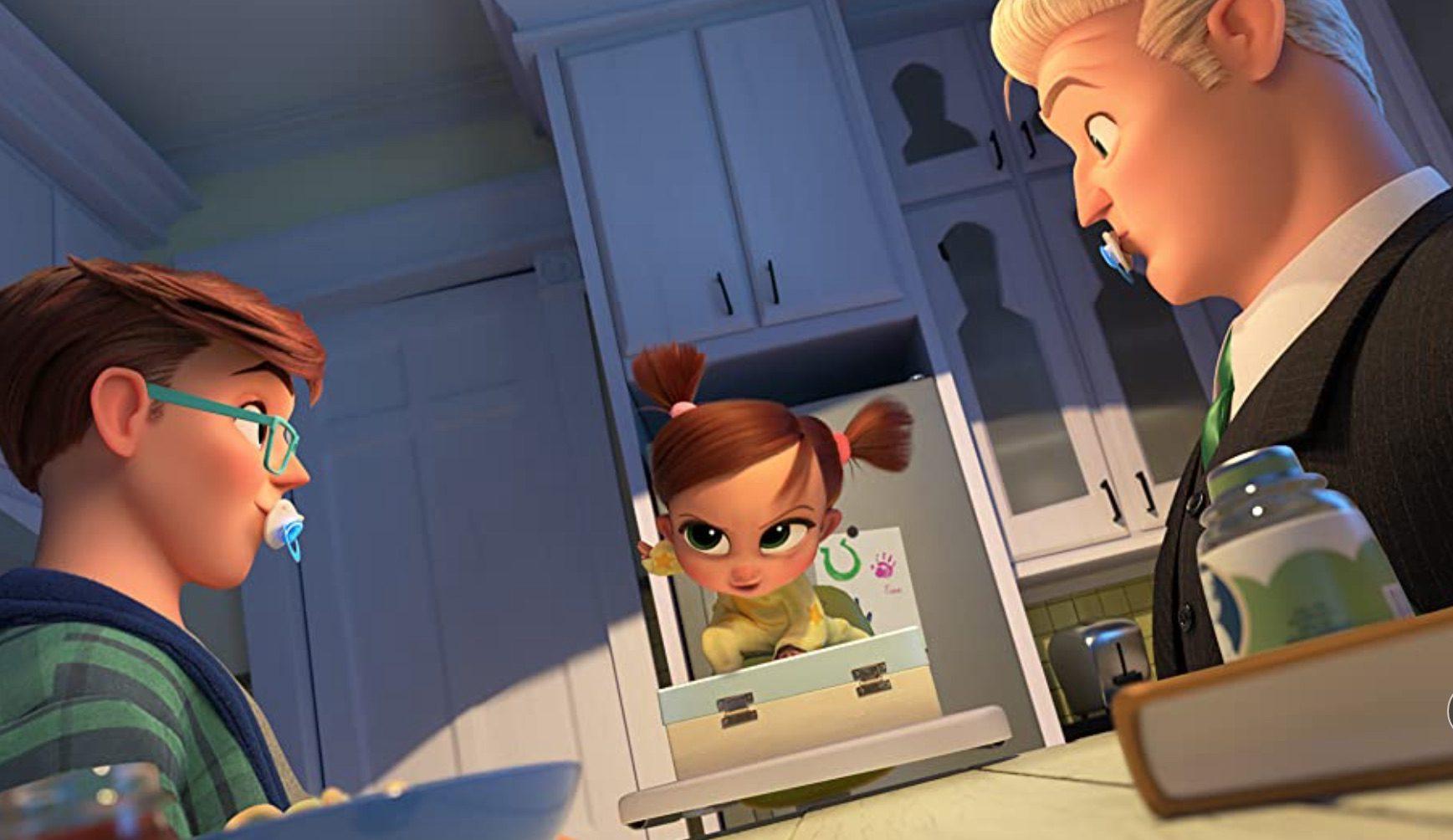 Animated Still from Boss Baby 2