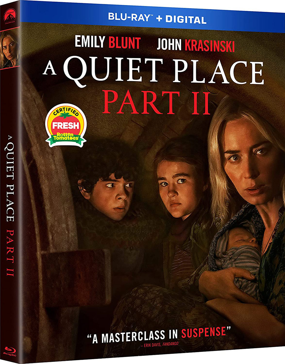A Quiet Place Part II now available on Blu-ray