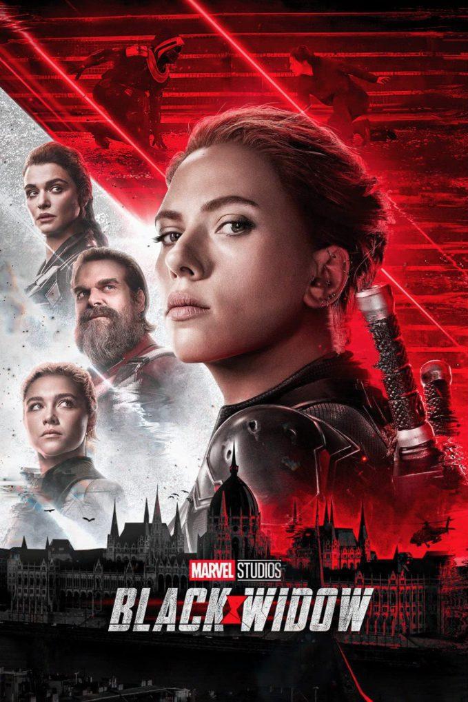 Movie Poster - Black Widow