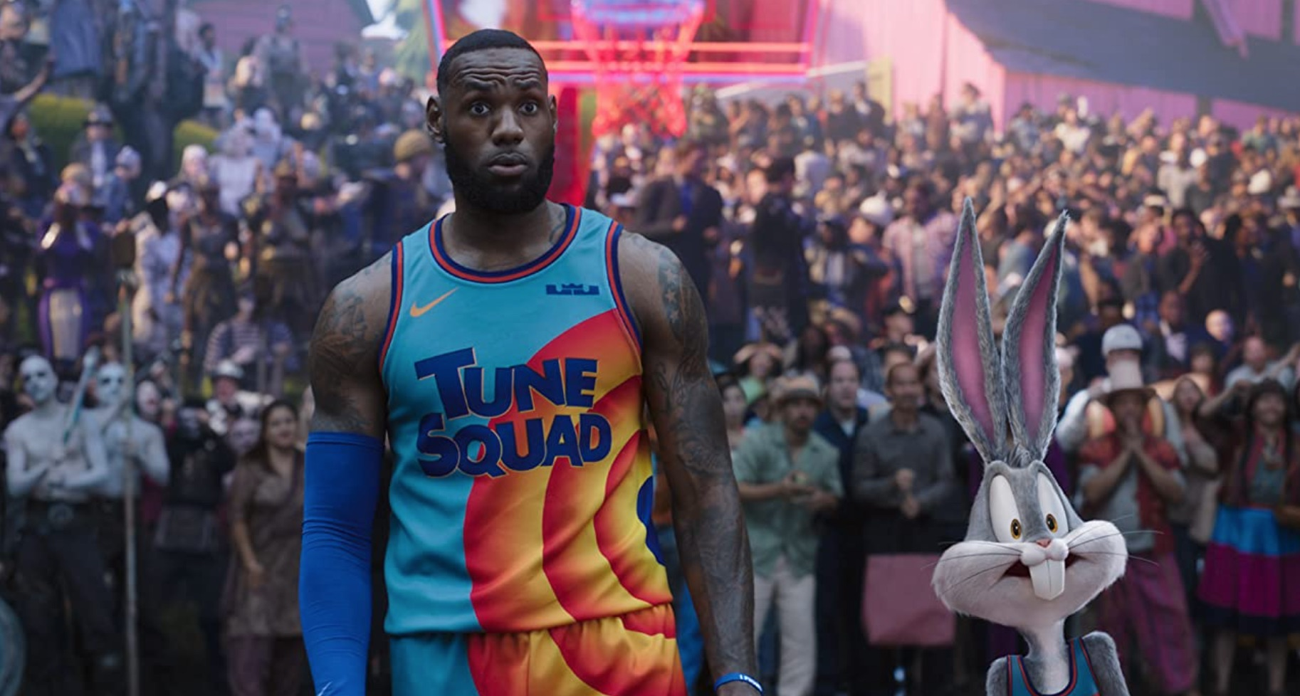 Still from Space Jam: A New Legacy (2021)
