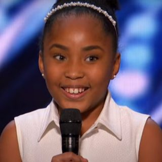 Simon Cowell breaks the rules for 9-year-old AGT competitor