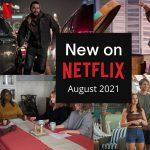 Netflix Canada - August