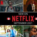 Netflix Canada collage