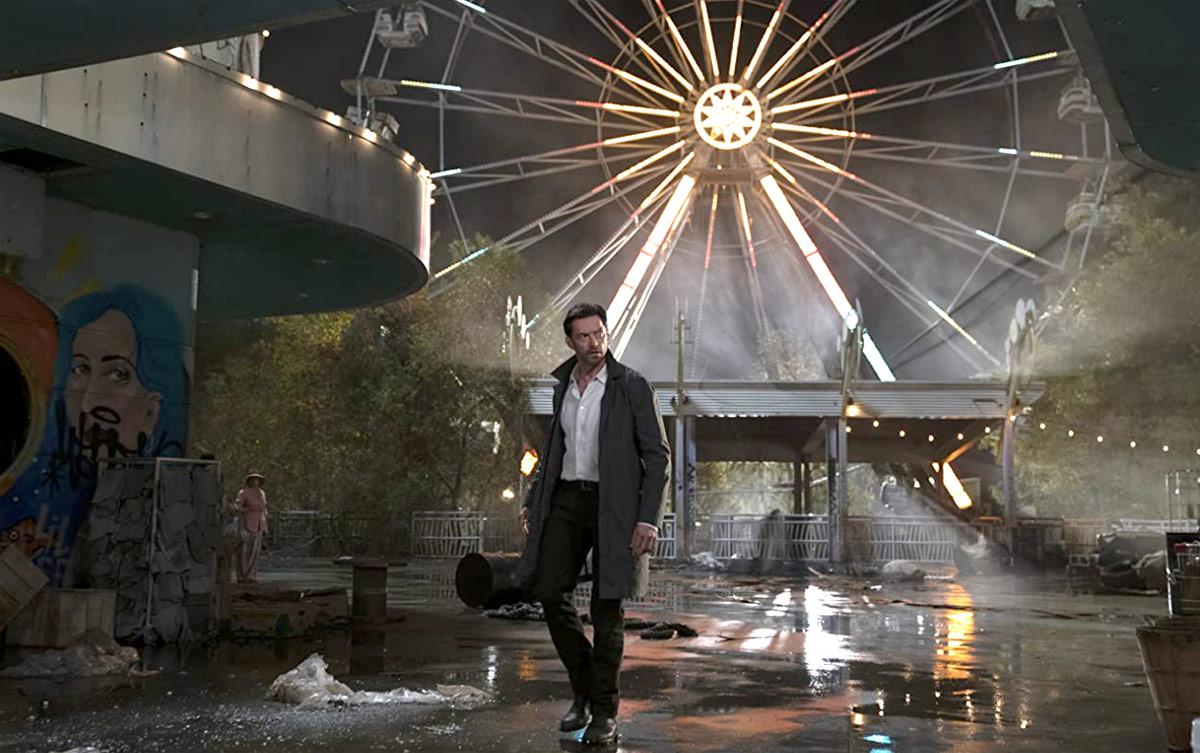 Hugh Jackman stars in Reminiscence