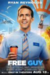 Free Guy wins free-for-all to top weekend box office