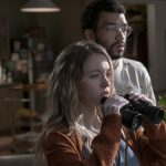 Sydney Sweeney and Justice Smith star in The Voyeurs