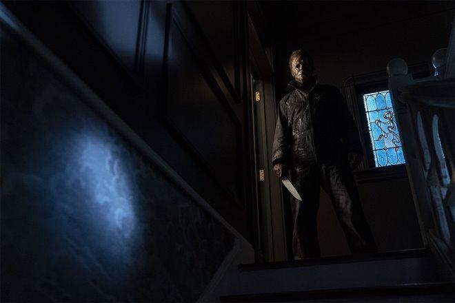 Michael Myers in Halloween Kills