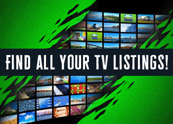 Find all your TV listings