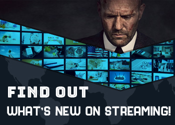 Find out What's new on Streaming!