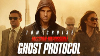 New Trailer – Mission Impossible: Ghost Protocol