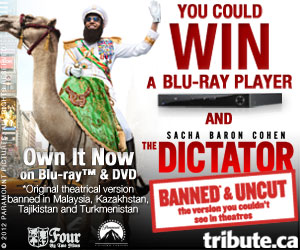 Dictator Blu-ray player