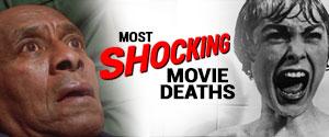 Most Shocking Movie Deaths