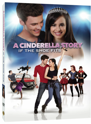 A Cinderella Story: If the Shoe Fits on DVD