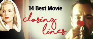 14 Best Movie Closing Lines