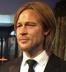 Brad Pitt and Angelina Jolie wax figures split up
